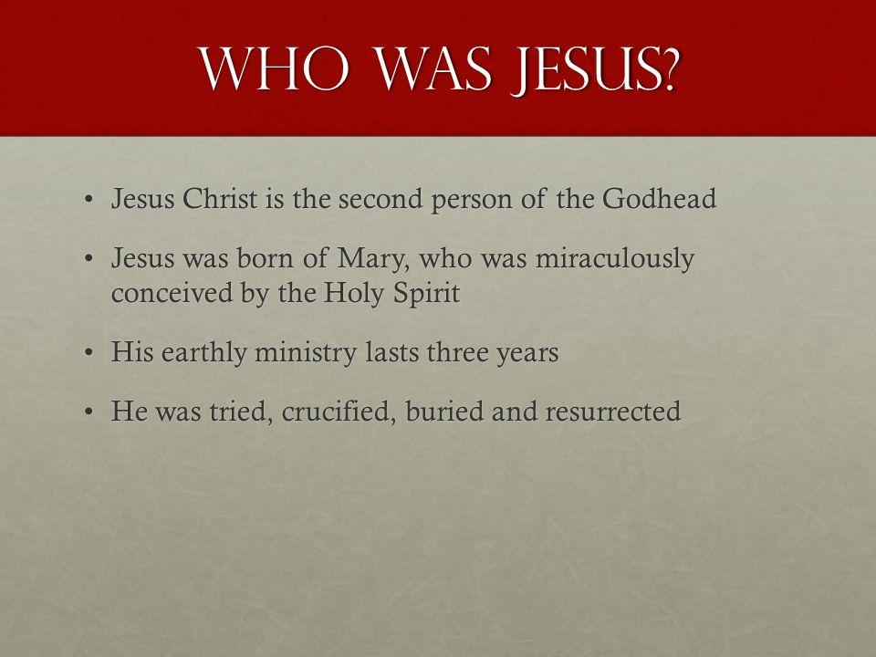 Critical doctrines of jesus Jesus Christ (of Christianity) His Deity His Resurrection His Crucifixion