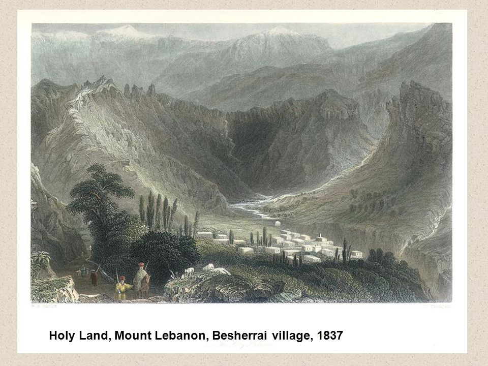 Holy Land, Bridge of Messis, Cilicia, 1837