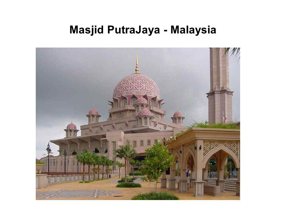 Masjid PutraJaya - Malaysia