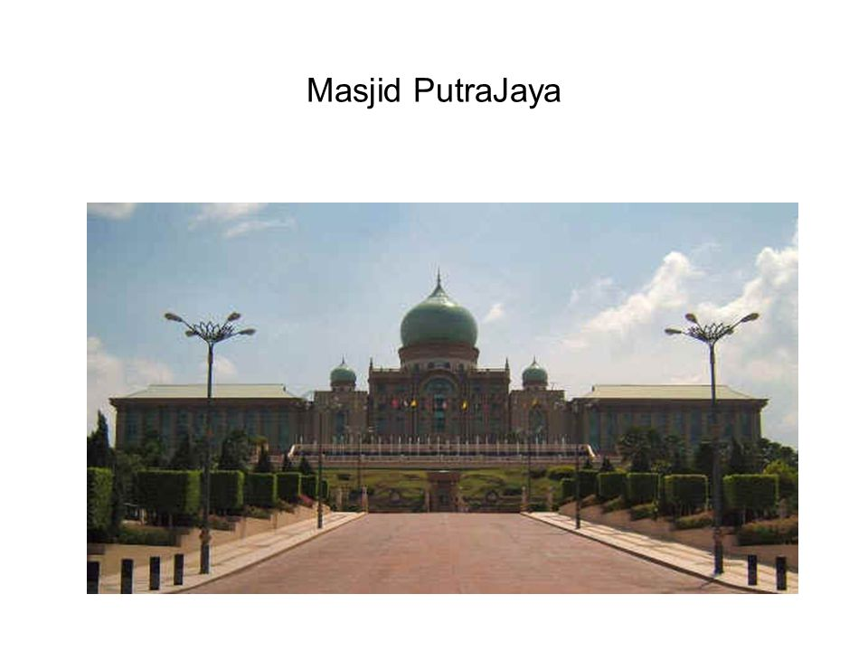 Masjid Omar Ali - Brunei