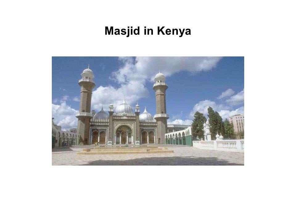 Masjid in Kenya