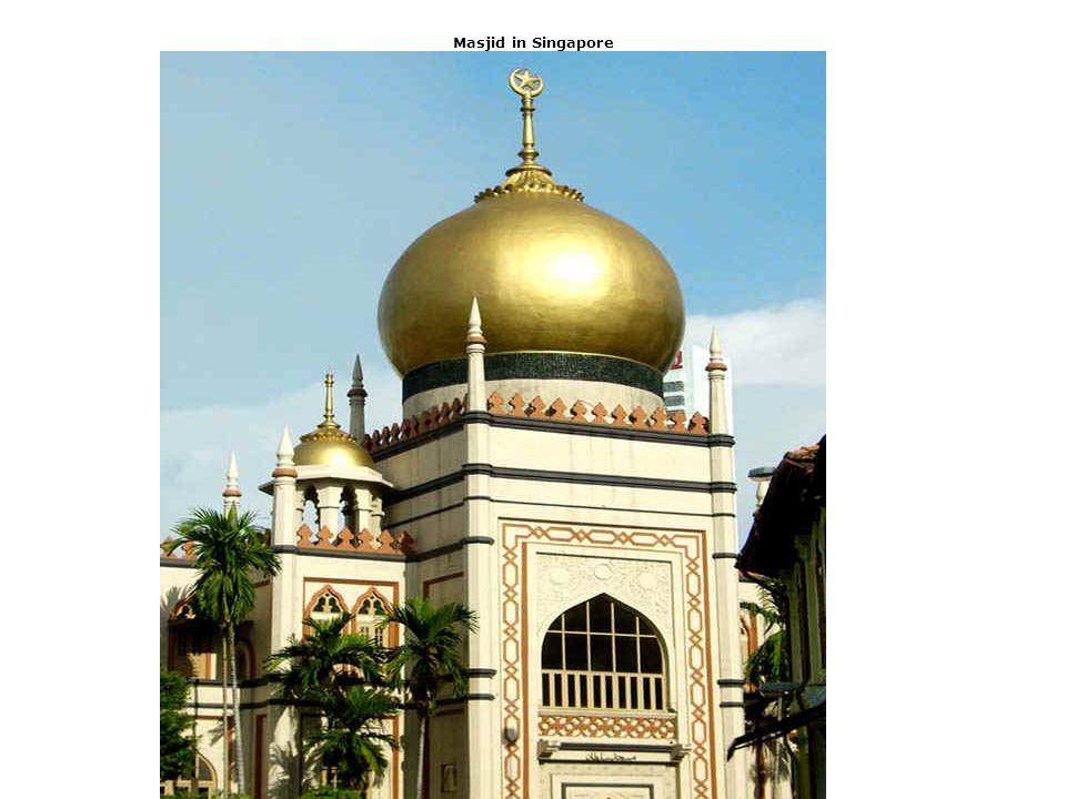 Masjid in Singapore