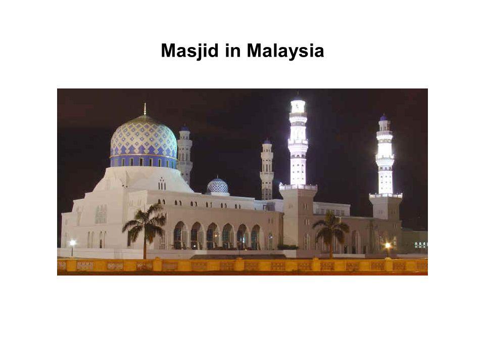 Masjid in Indonesia