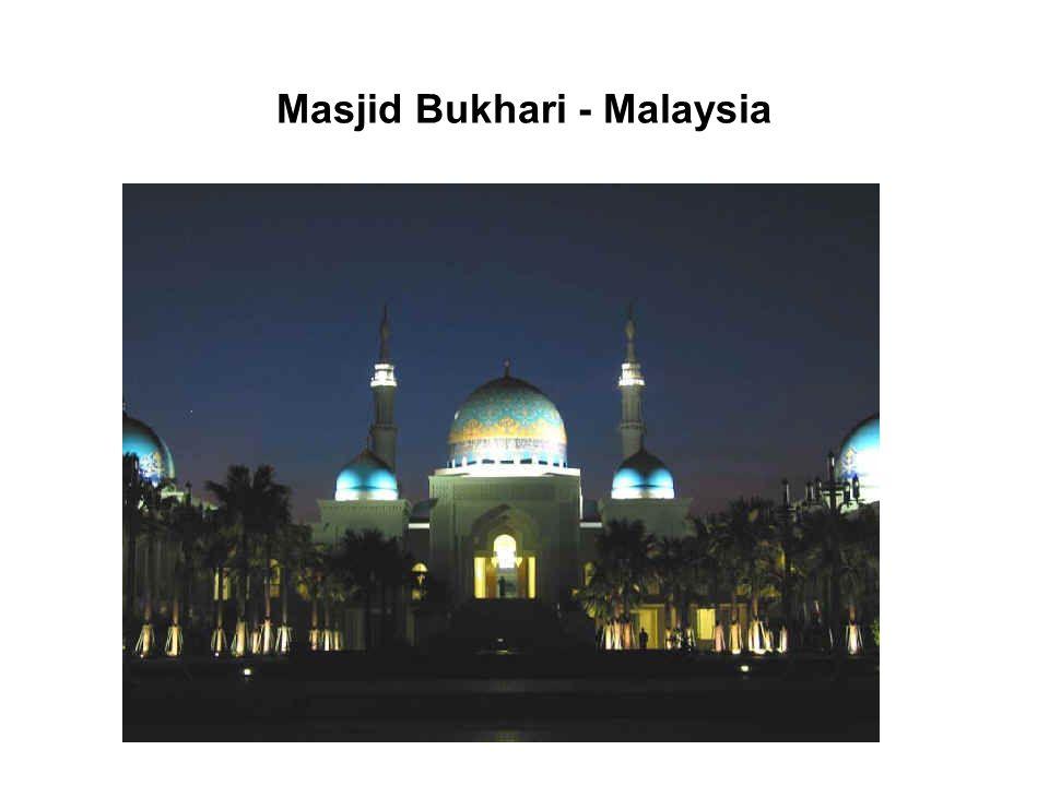Masjid Bukhari - Malaysia