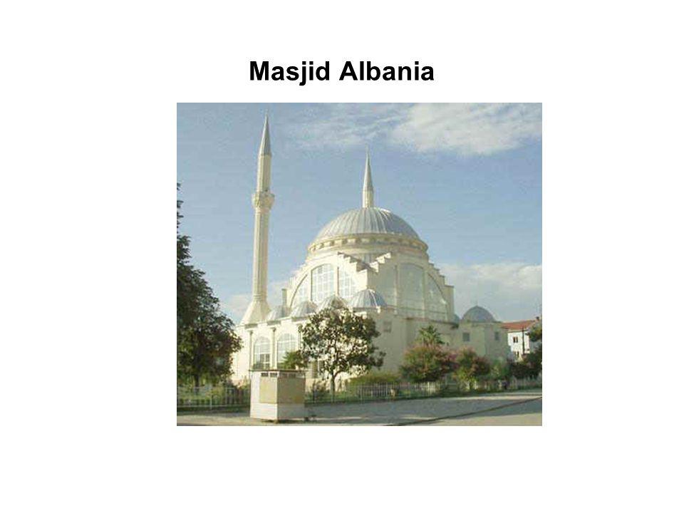Masjid Albania