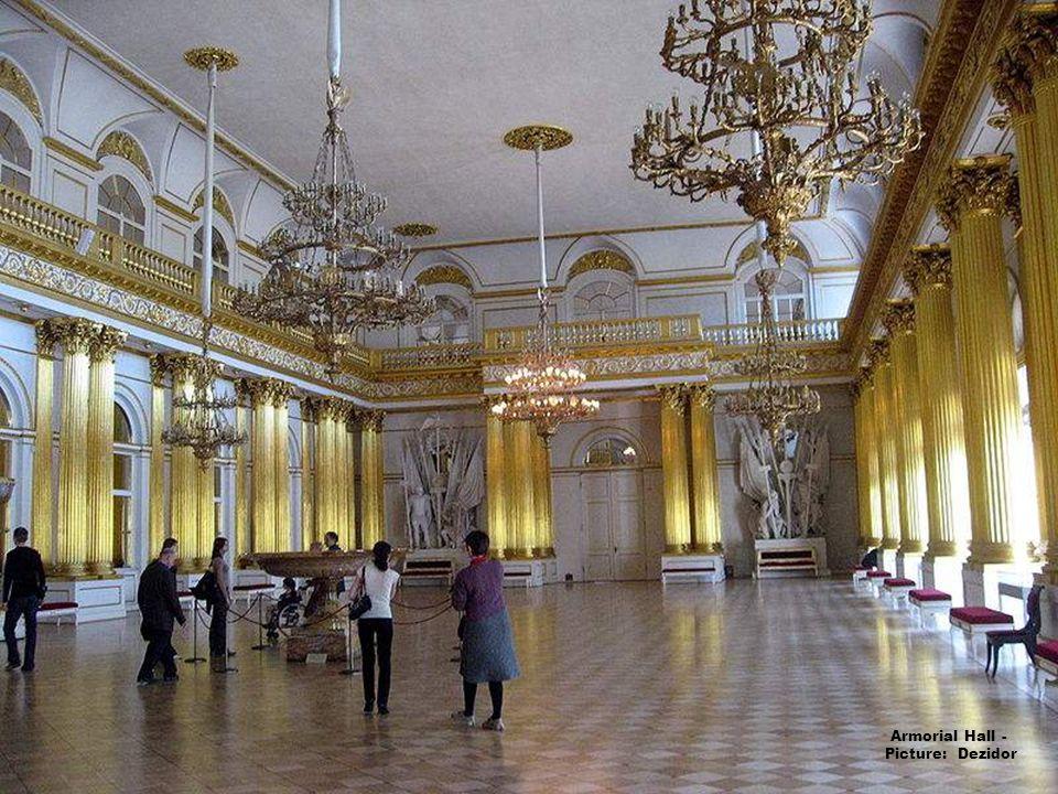 Armorial Hall - Picture: Deror Avi