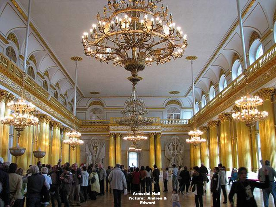 Armorial Hall - Picture: Dezidor