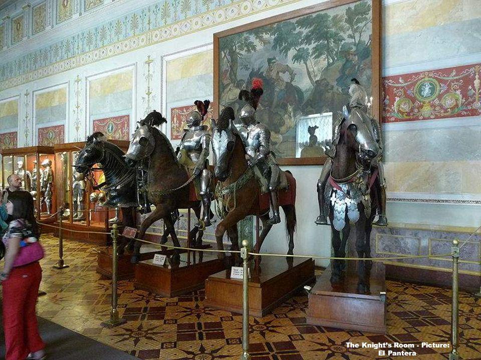 The Knight's Room - Picture: Håvar og Solveig