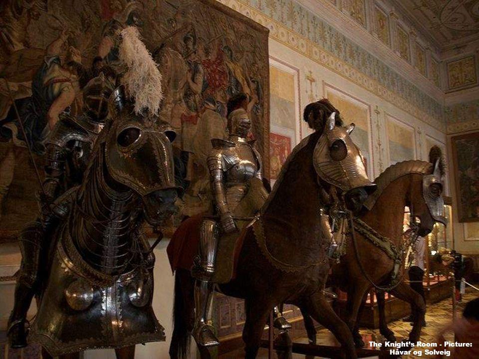 The Knight's Room - Picture: Volkov