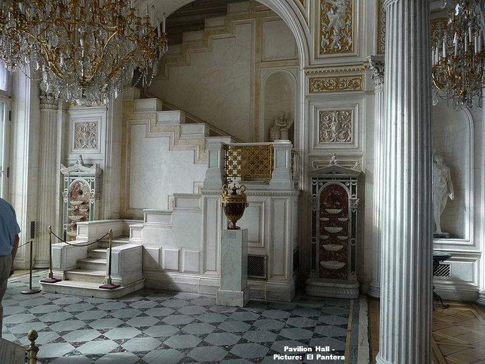 Pavilion Hall - Picture: Matthias Kabel