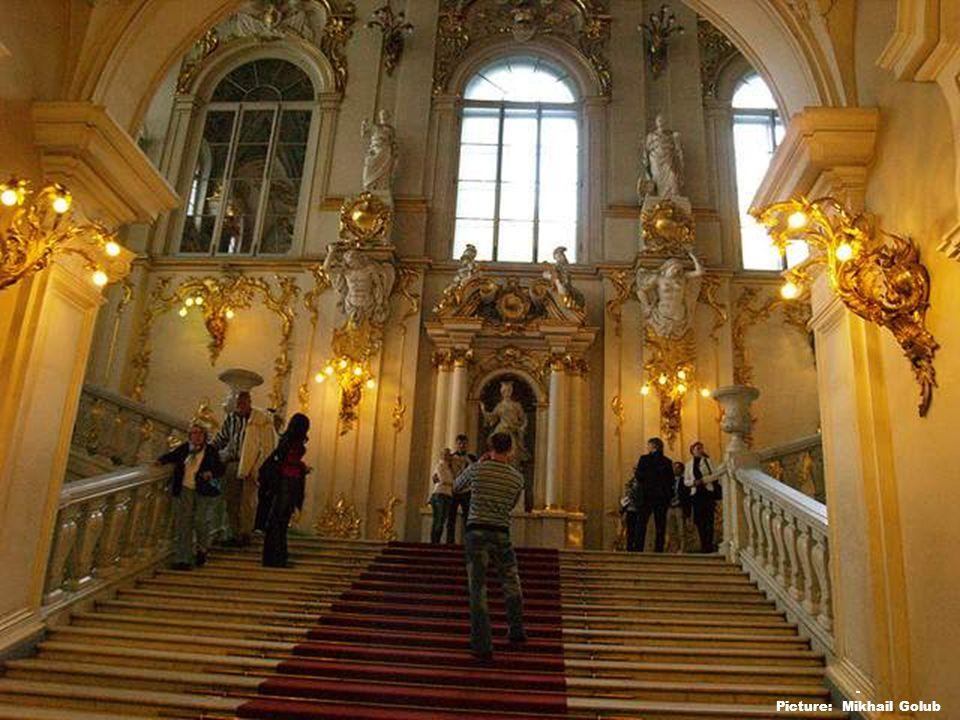 Council Staircase - Picture: El Pantera