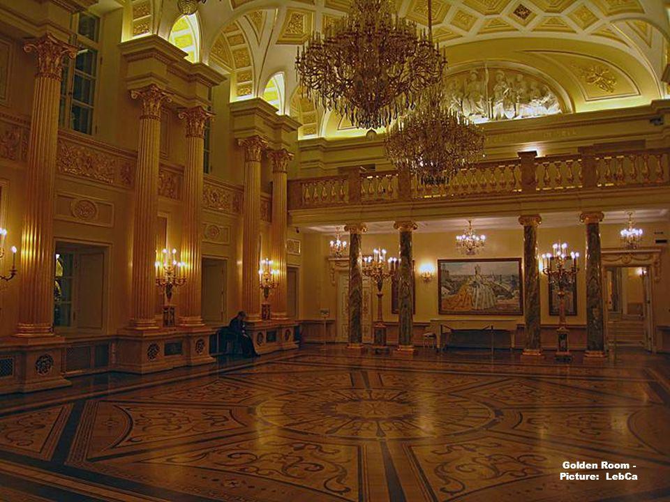 Twenty-Column Hall - Picture: El Pantera