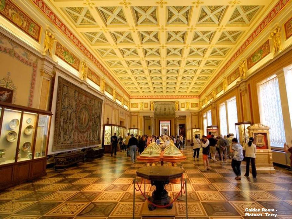 Golden Room - Picture: LebCa