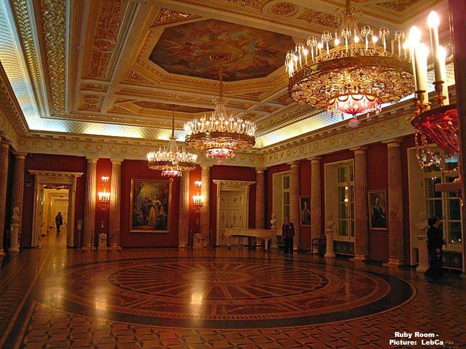 Golden Room - Picture: El Pantera
