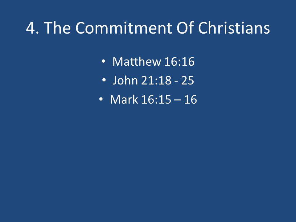 But Whom Say Ye That I Am? (John 14:6) How May We Become New Testament Christians.