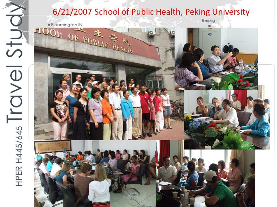 6/26/2007 Chulalongkorn University, Bangkok
