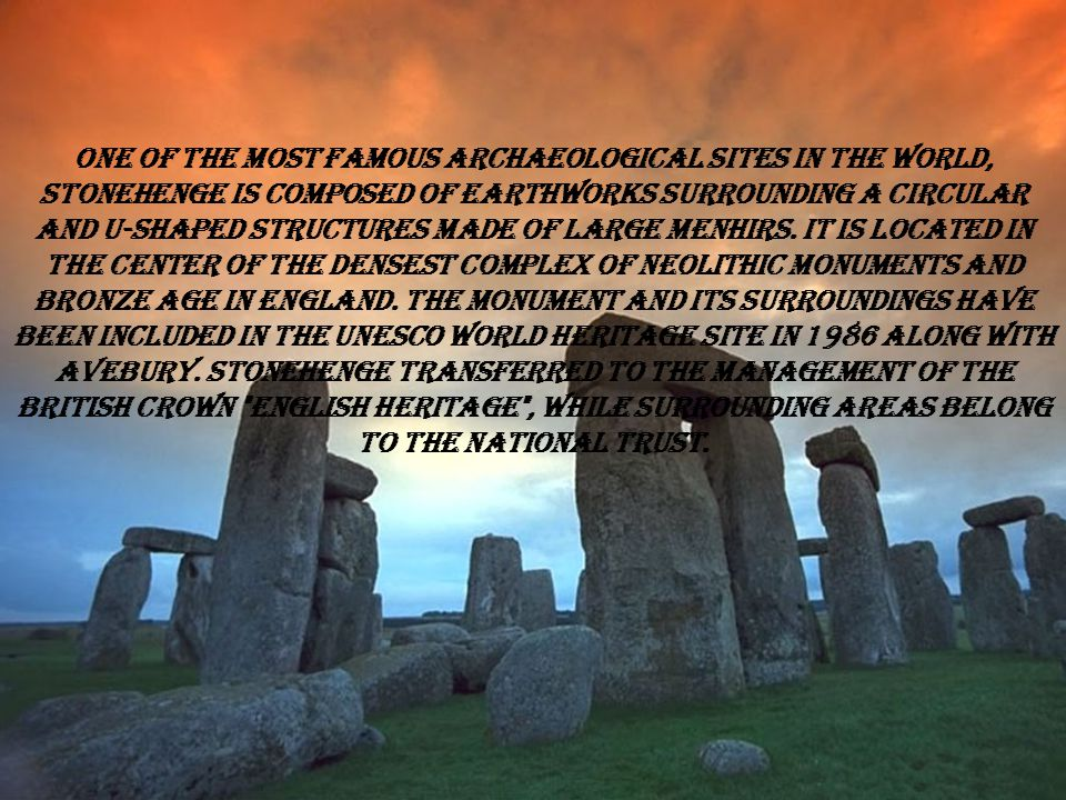 Purpose of Stonehenge Legends associated with the name of the construction of Stonehenge Merlin.
