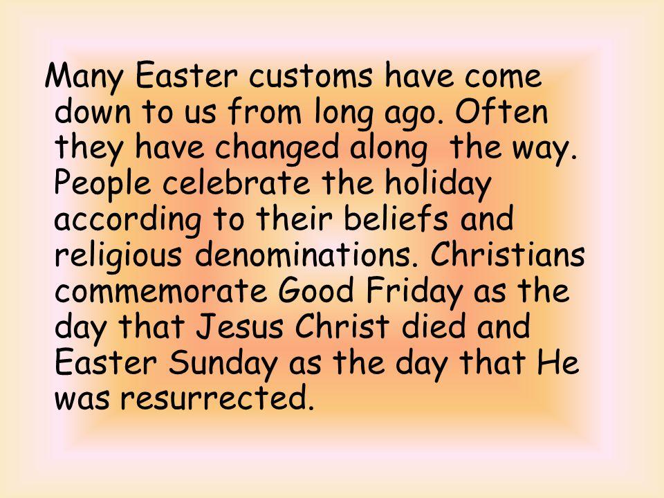 Religious holidays How do they influence on our way of life Gusev Alex Kryukov John Tokareva Irena