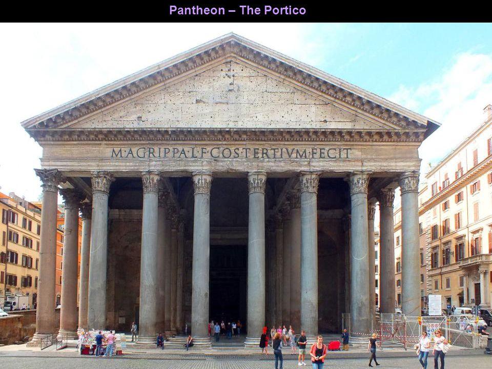 Satellite map Pantheon Plaza Navona