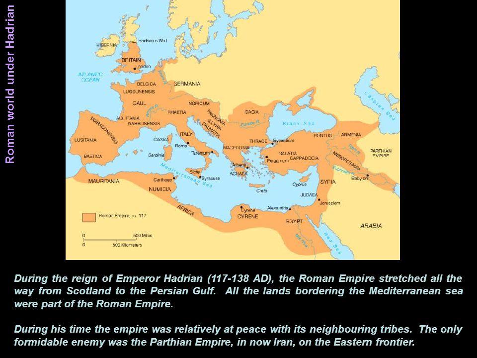 Timeline Timeline of the Roman world