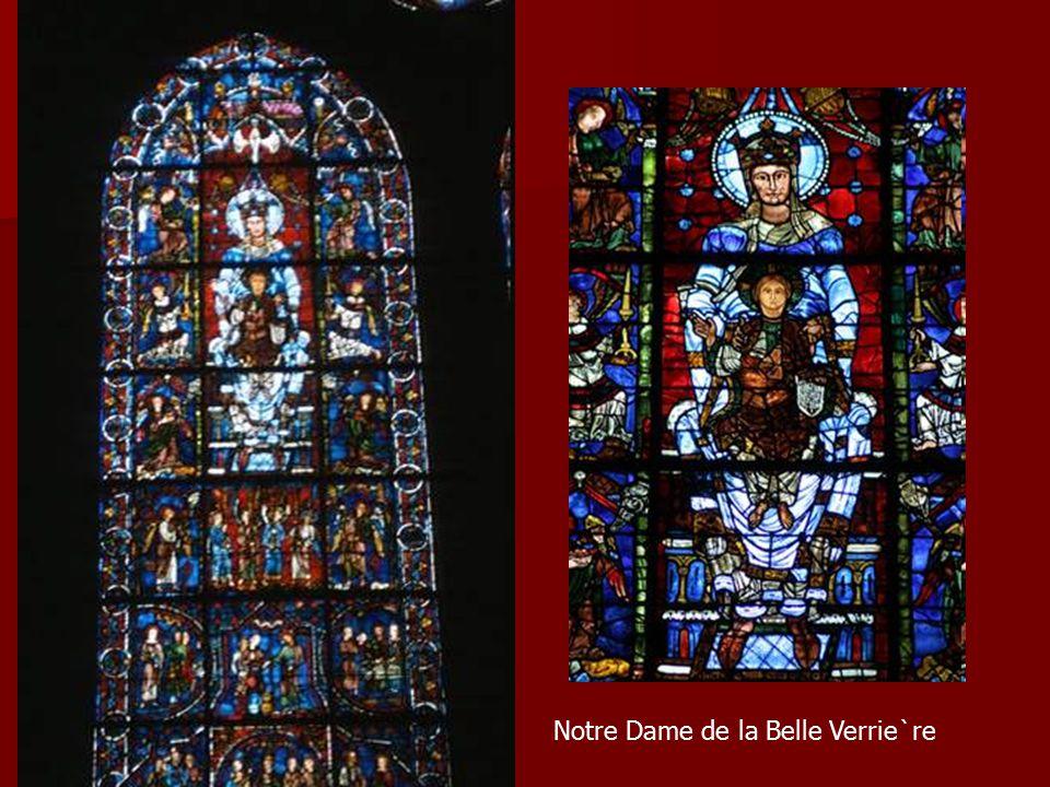 Notre Dame de la Belle Verrie`re