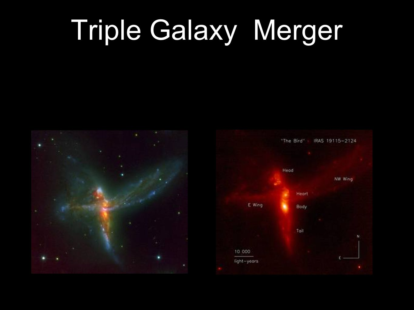 18 Triple Galaxy Merger18