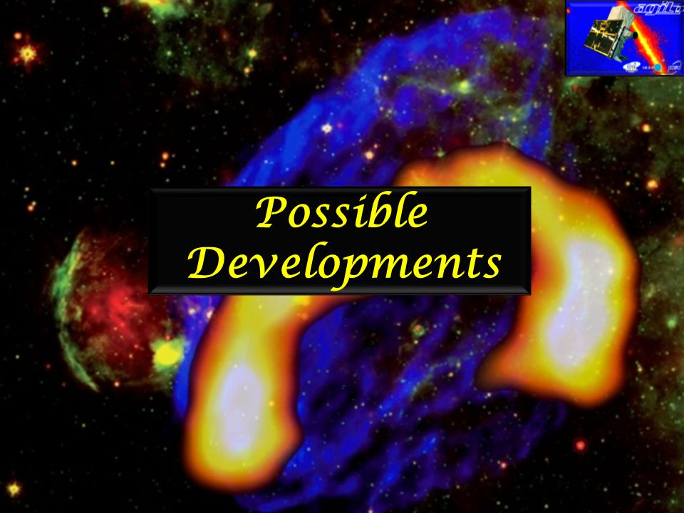 Possible Developments