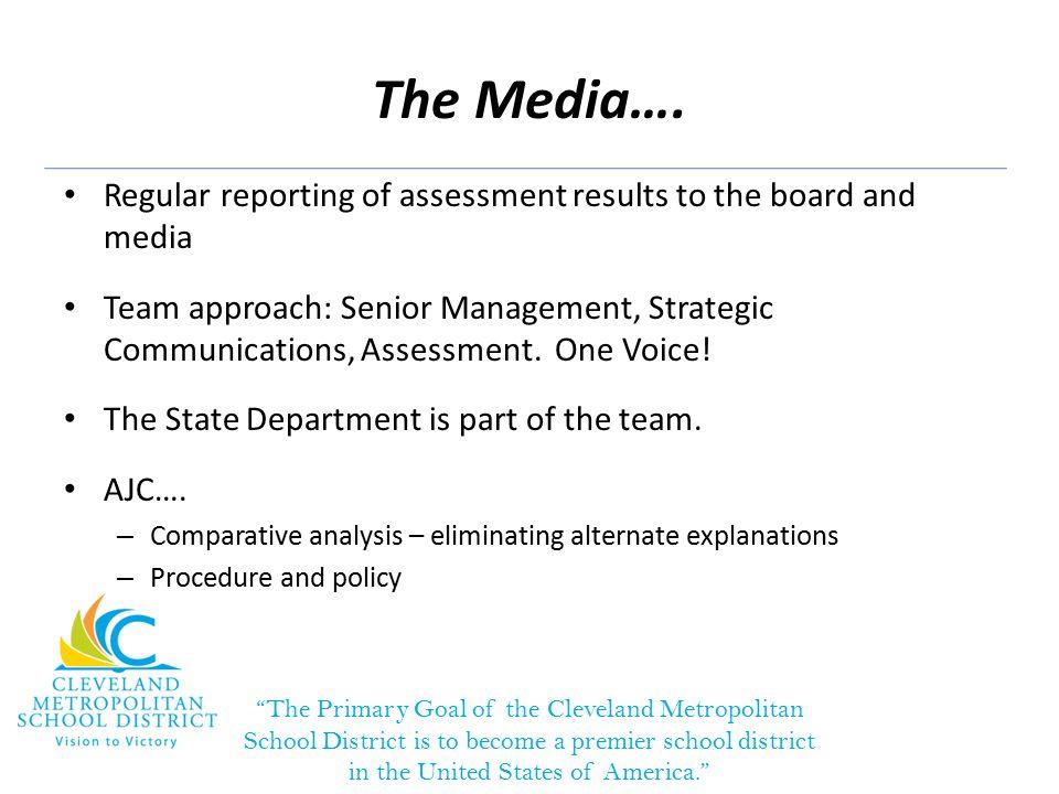 The Media….