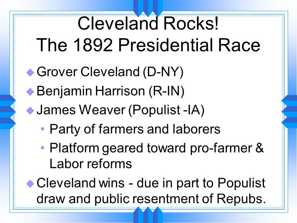 Cleveland Rocks.