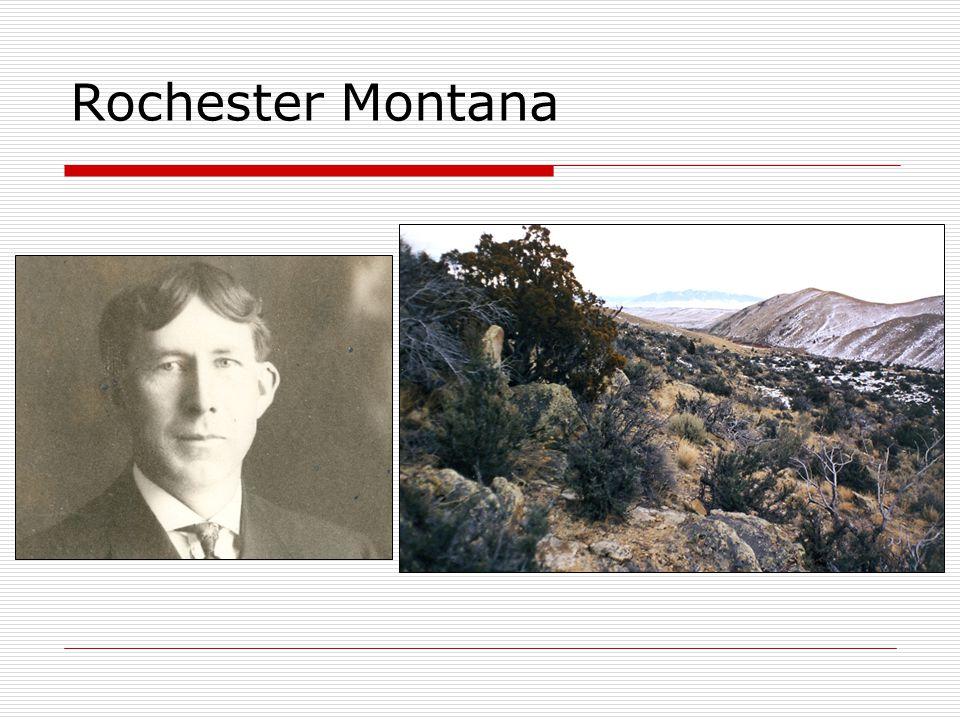Rochester Montana