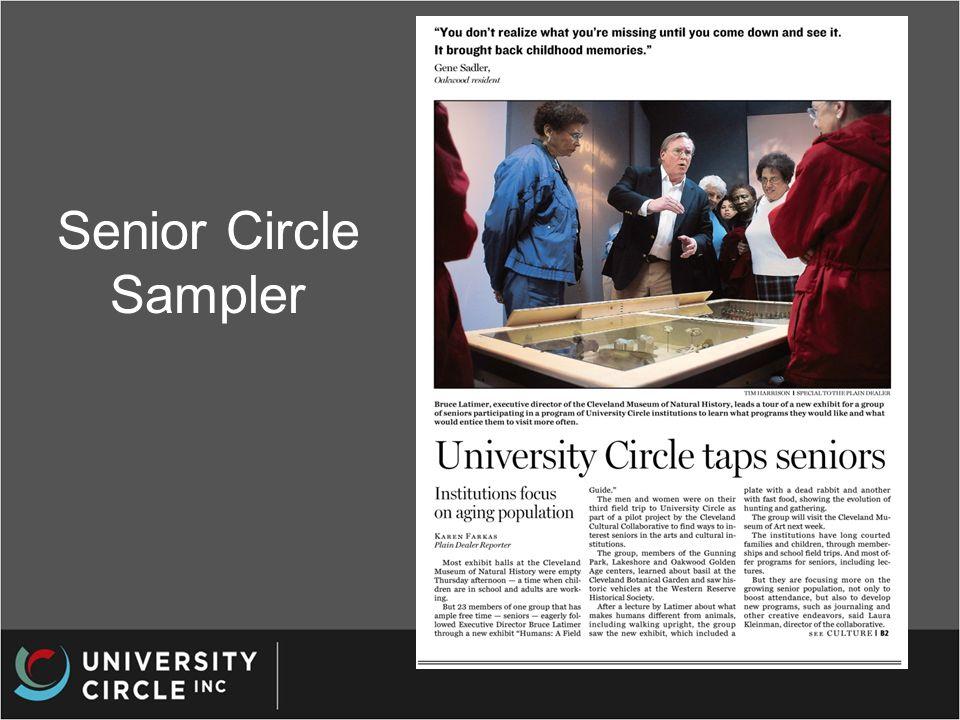 Senior Circle Sampler