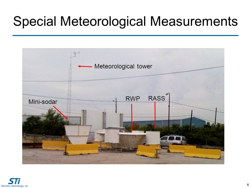 7 Methods Case Studies Episodes* versus non-episodes: –Diurnal PM 2.5 –Large-scale meteorology –Mixing height –Boundary layer winds RWP, RASS, and mini-sodar WRF 4-km backward trajectories (EPA) Hybrid Single-Particle Lagrangian Integrated Trajectory (HYSPLIT) backward trajectories Representativeness of CMAPS 7 *24-hr PM 2.5 concentrations > 34.4 μg/m 3 at St.