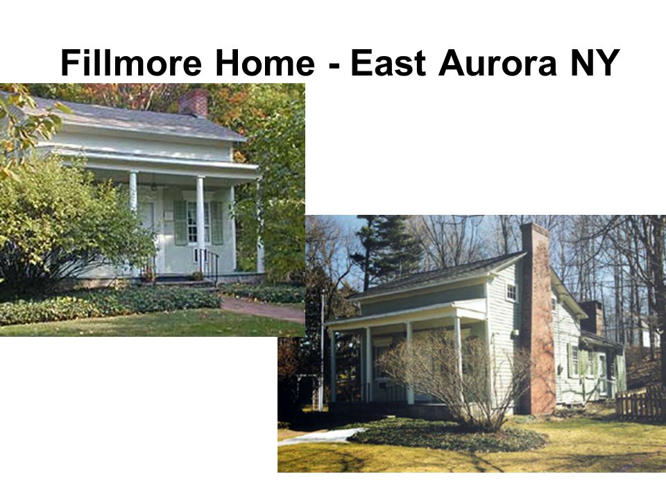 Fillmore Home - East Aurora NY