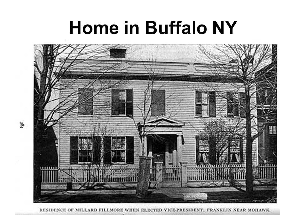 Home in Buffalo NY