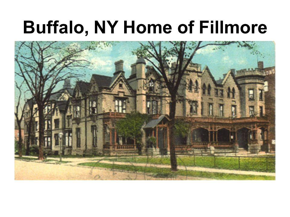 Buffalo, NY Home of Fillmore