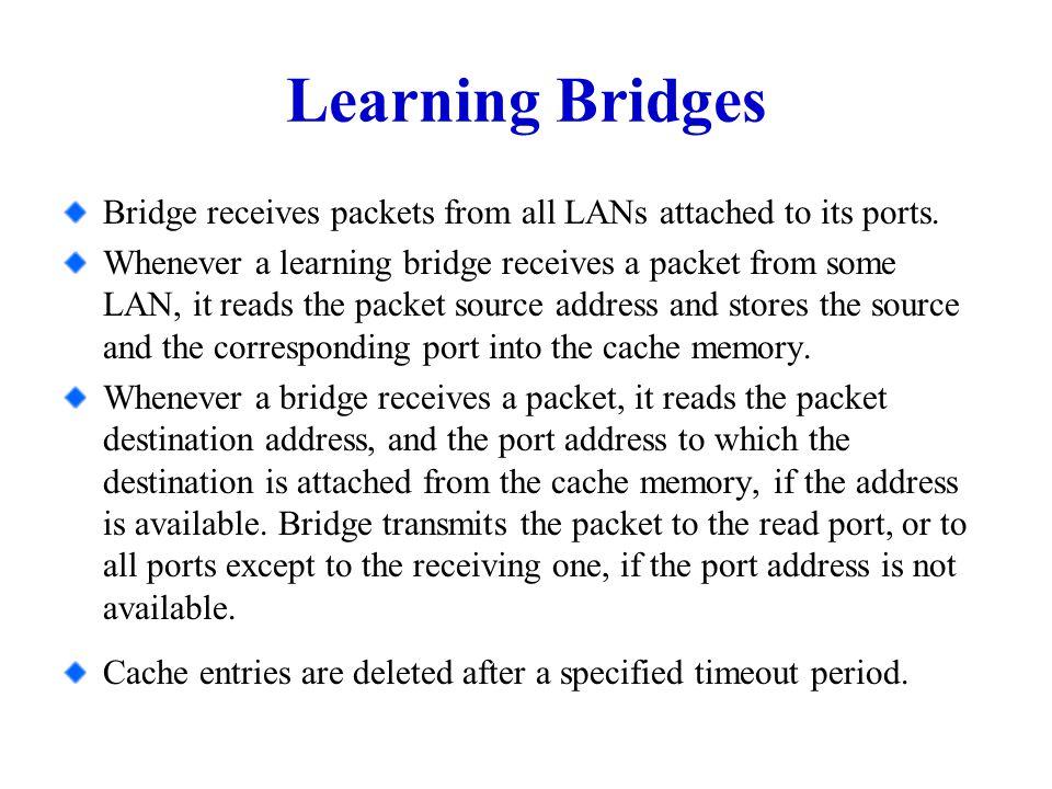 Virtual LAN (VLAN) VLAN is equivalent to the broadcast domain.