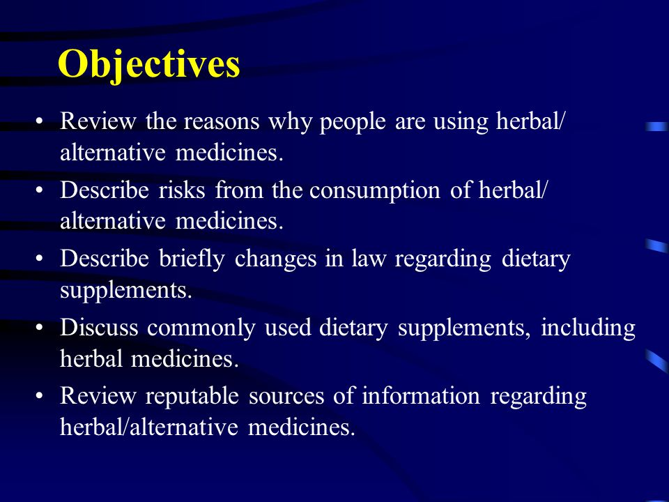 Dietary Supplements- Potential Interaction with Steroids Aloe Asian (Panax) ginseng Bayberry Licorice