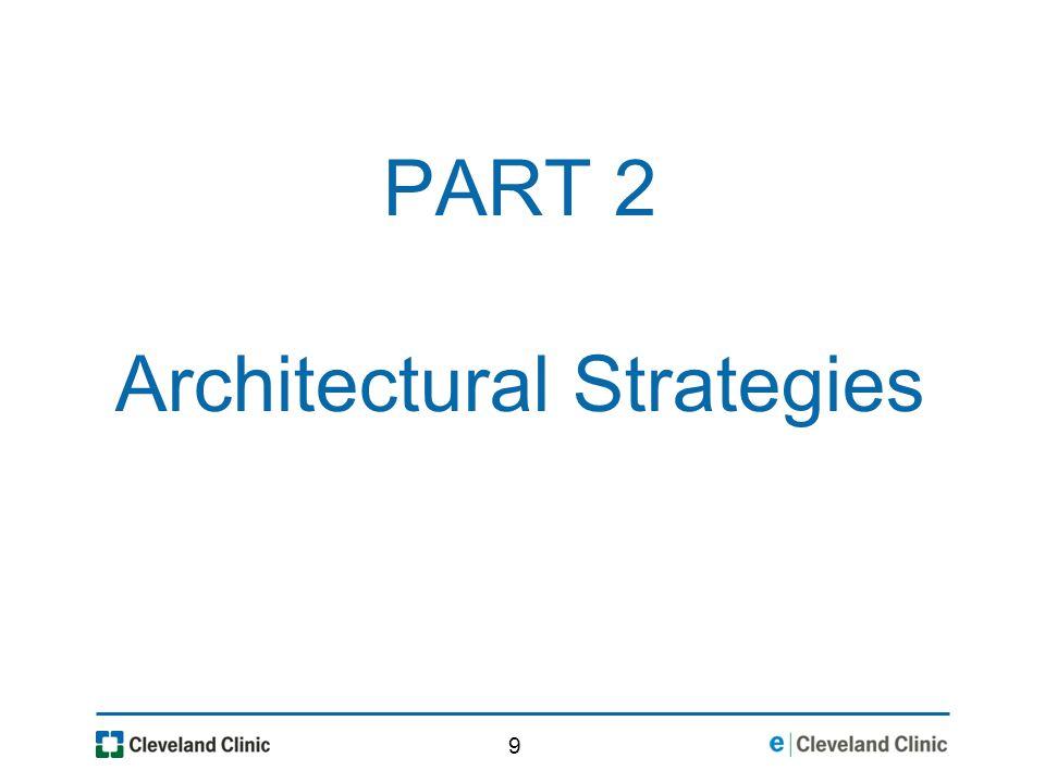 9 PART 2 Architectural Strategies