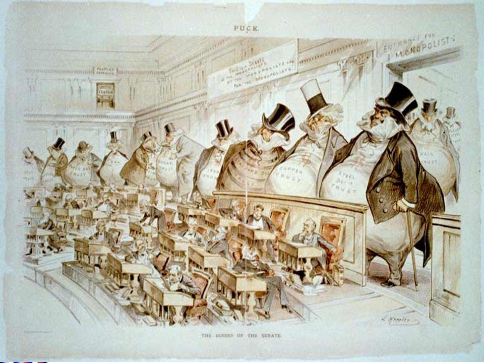 Gilded Age Politics