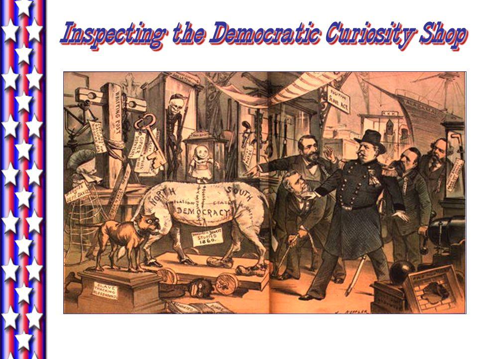 Inspecting the Democratic Curiosity Shop