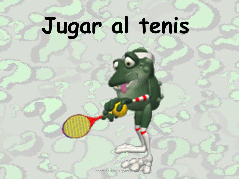los fines de semana Señora Kauper s Spanish Classes