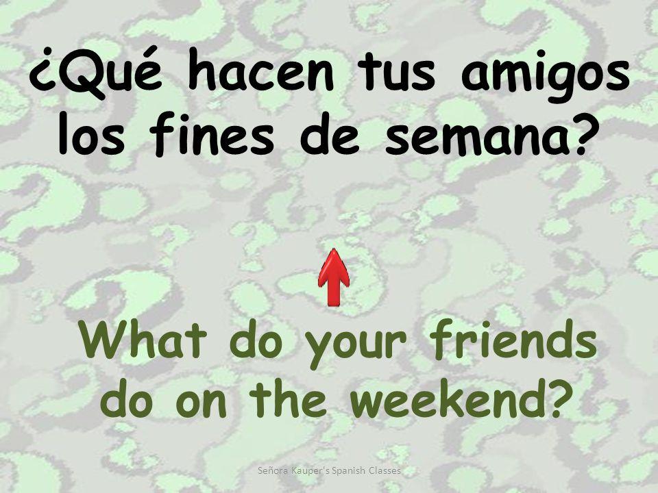 Mi … se llama… My …'s name is… Señora Kauper s Spanish Classes