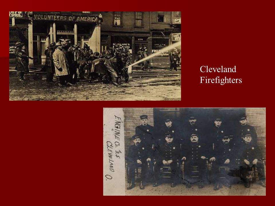 Cleveland Firefighters