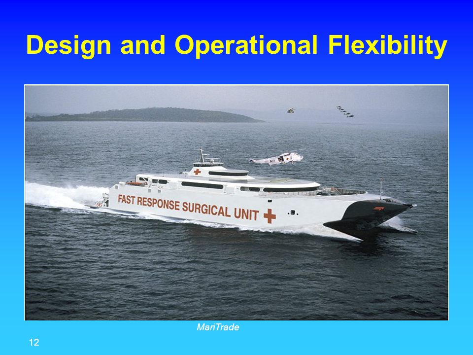 12 MariTrade Design and Operational Flexibility