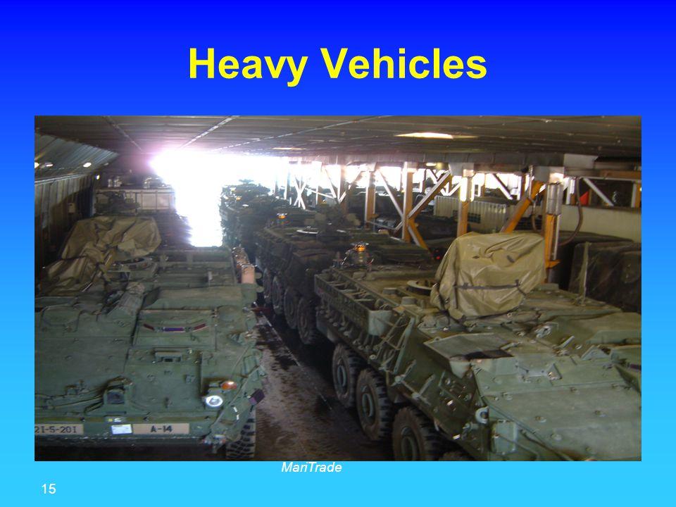 15 MariTrade Heavy Vehicles