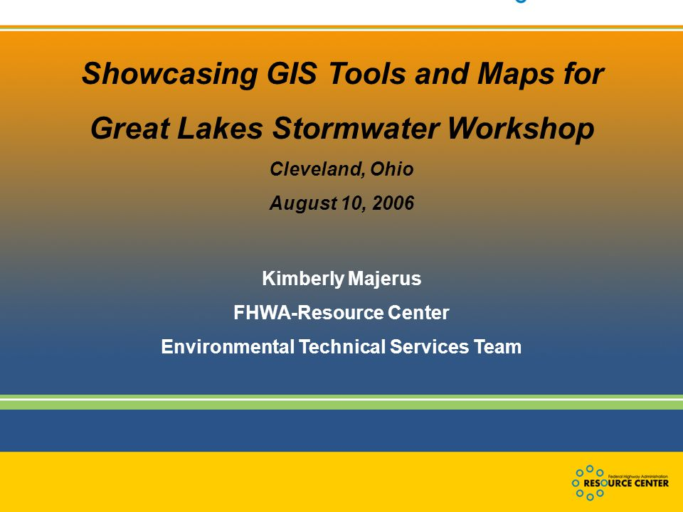 Stormwater, Water Quality, NPDES, Soils, Erosion, Sediment, Drainage, Impacts Hydrology & water quality alteration – physical, chemical, biological To handle these various responsibilities – we need maps