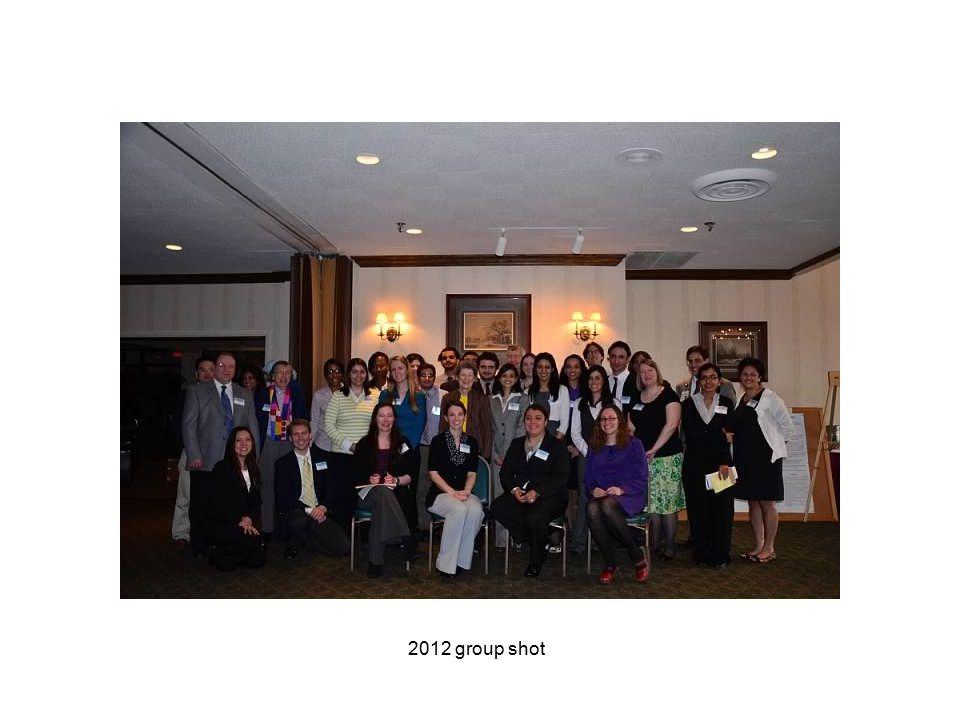2012 group shot