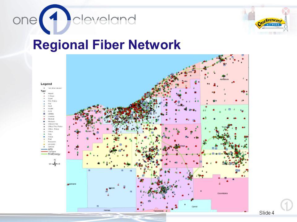 Slide 4 Regional Fiber Network