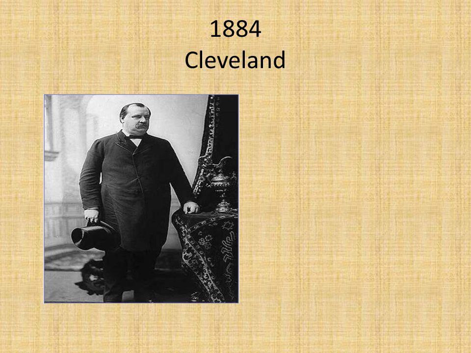 1884 Cleveland