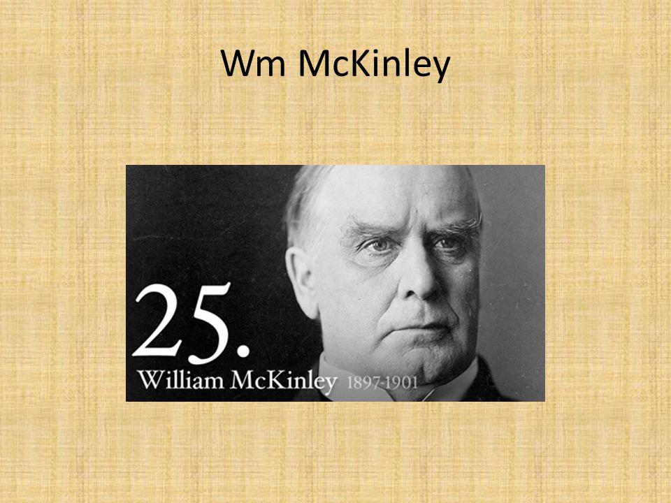 Wm McKinley
